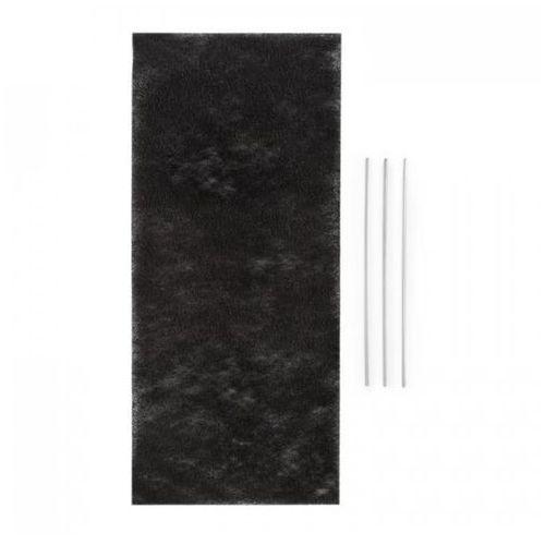 Klarstein royal flush 60 filtr z węglem aktywnym mata filtracyjna 37,5x16,7cm (4260509686846)