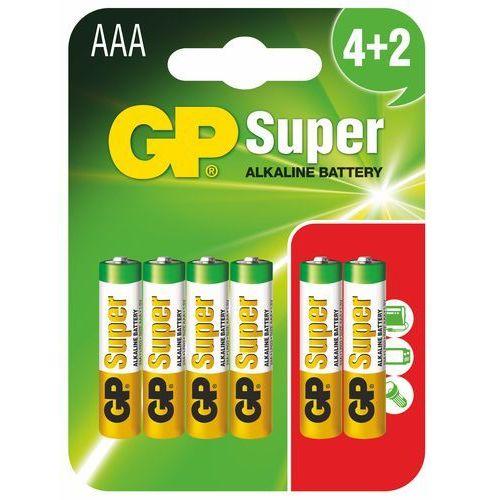 Bateria GP Super Alkaline LR03 24A4/2-2UE6 (4891199134265)