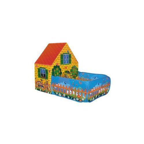 Namiot dla dzieci Bino Domek z zagrodą