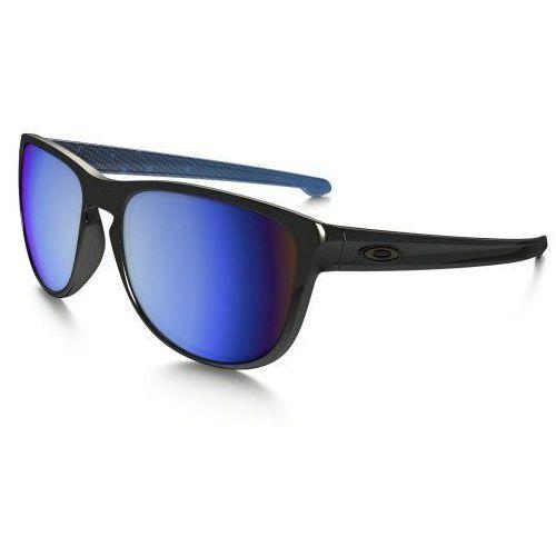 Oakley Okulary sliver r polished black prizm deep water polarized oo9342-12