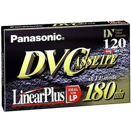 Kaseta video PANASONIC AY-DV120EK