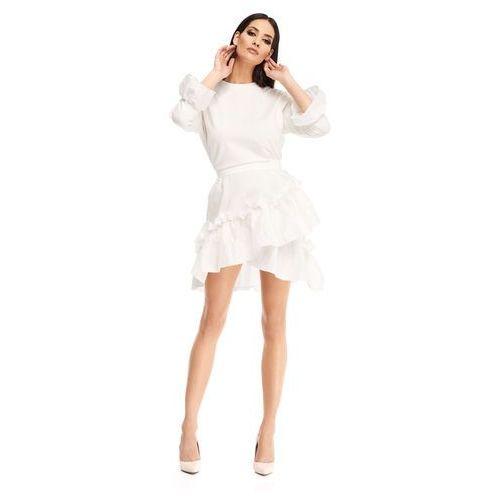 Sukienka North w kolorze białym