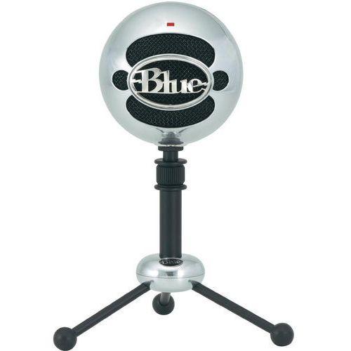 OKAZJA - Mikrofon Blue Microphones Snowball, USB, aluminiowy