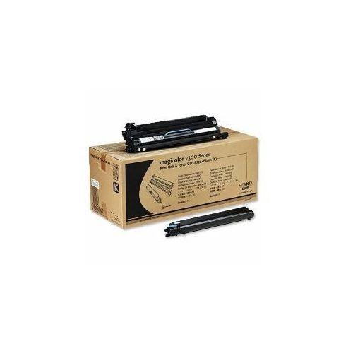 Konica Minolta bęben Black + toner Black 1710-5320-01, 1710532001, 4333413, 1710-5320-01