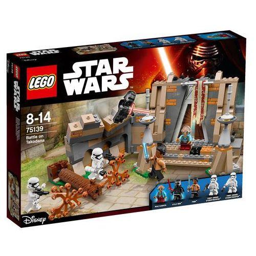 Lego Star Wars BITWA O TAKODANA (Battle on Takodana) 75139 z kategorii: klocki dla dzieci