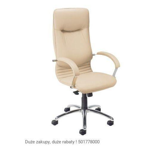 Fotel obrotowy Nova steel04 alu z mechanizmem Multiblock Nowy Styl