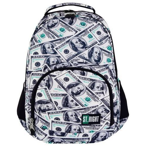 St-majewski Plecak 3-komorowy dollars