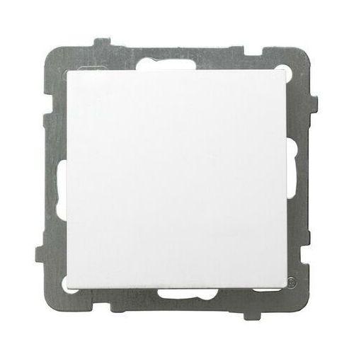 Ospel As łącznik jednobiegunowy biały (5907577451035)