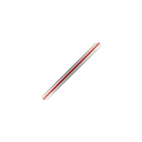 Leniar Skalówka 30cm Mechanik 2:1/1:1/2/2,5/5/15 (5903057200315)