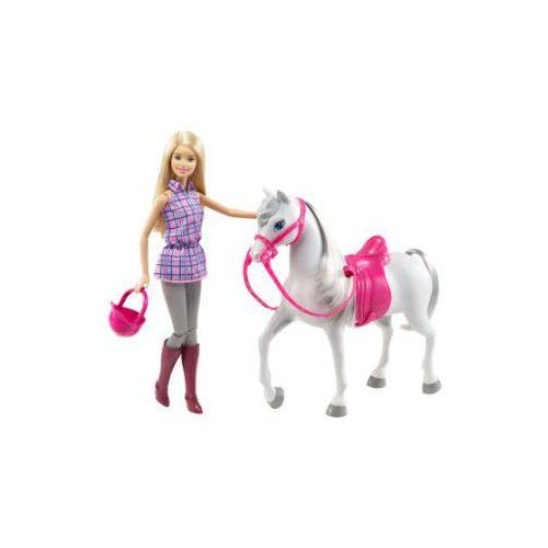 MATTEL Barbie my fab pets - Barbie & Koń