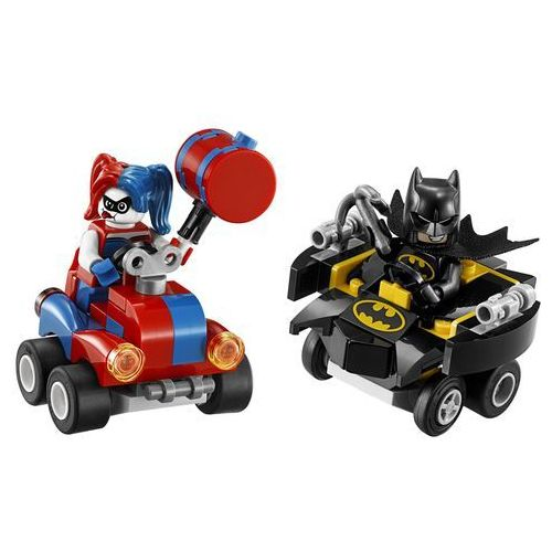 76092 BATMAN™ VS. HARLEY QUINN™ (Mighty Micros: Batman vs. Harley Quinn) - KLOCKI LEGO SUPER HEROES - BEZPŁATNY ODBIÓR: WROCŁAW!