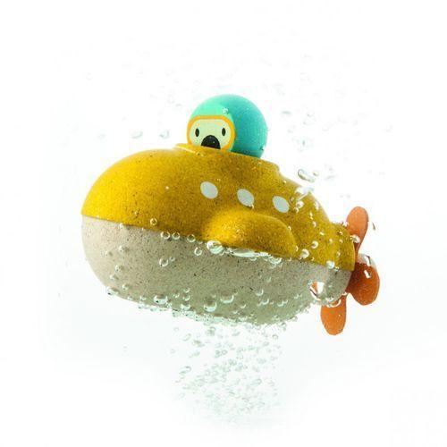 Plan Toys, Łódź podwodna, zabawka do kąpieli
