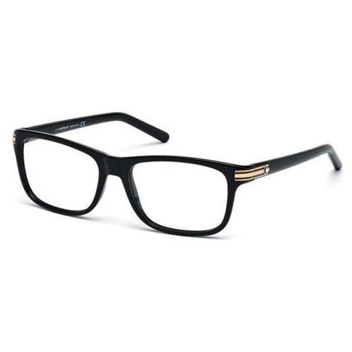 Okulary korekcyjne mb0532 001 marki Mont blanc