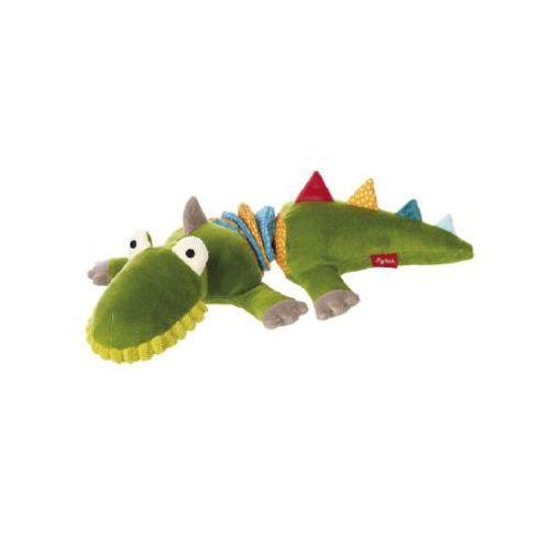 crocodile's friends - wibrująca grzechotka krokodyl od producenta Sigikid