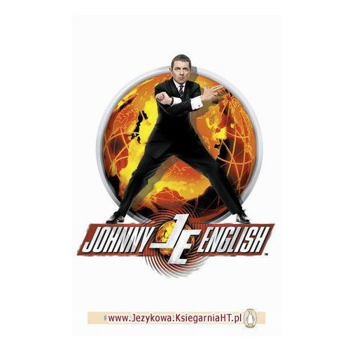 Penguin Readers 2 Johnny English Book + MP3 Audio CD
