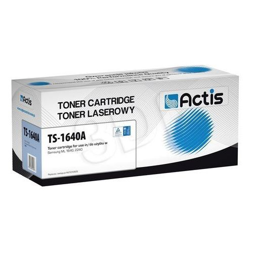 Actis Toner ts-1640a czarny do drukarek samsung (zamiennik samsung mlt-d1082s) [1.5k]