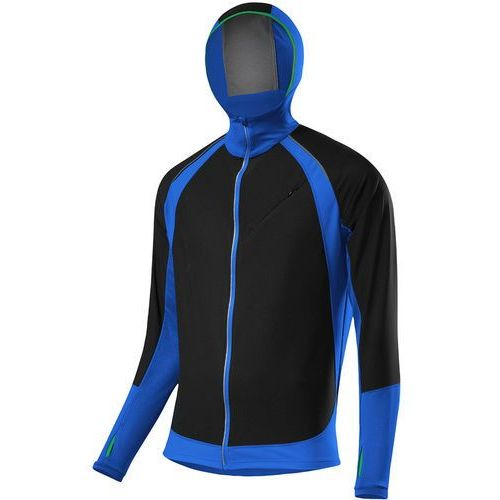 Löffler 1beats2 bluza mężczyźni niebieski/czarny eu 52 2018 bluzy i swetry