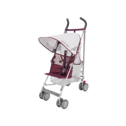 MACLAREN Wózek spacerowy Volo Silver/Plum z kategorii Wózki spacerowe