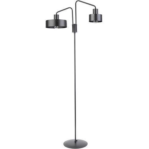 jumbo 50106 lampa stojąca podłogowa 2x60w e27 czarna marki Sigma