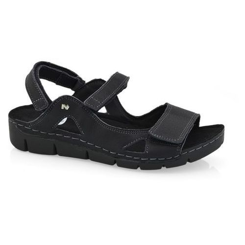 Sandały NIK 07-0221-001 czarny, 1 rozmiar