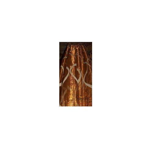 Firana brązowo-beżowa 250x140 fir/1c wyprodukowany przez Goliat