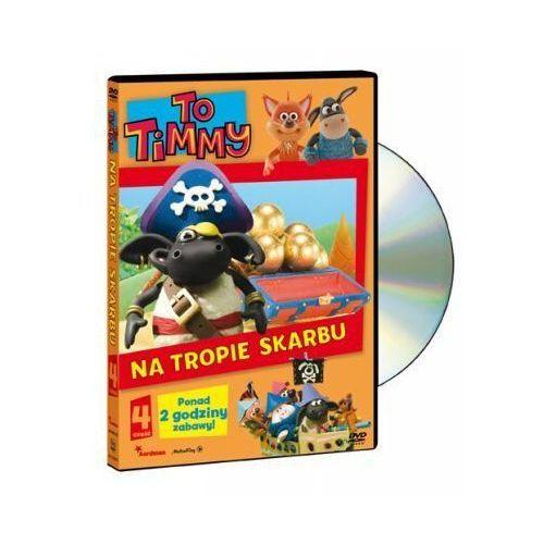Aardman animation To timmy cz. 4 - na tropie skarbu (7321997400134)