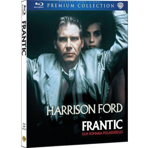 Frantic (Blu-Ray) - Roman Polański. DARMOWA DOSTAWA DO KIOSKU RUCHU OD 24,99ZŁ (7321996275795)