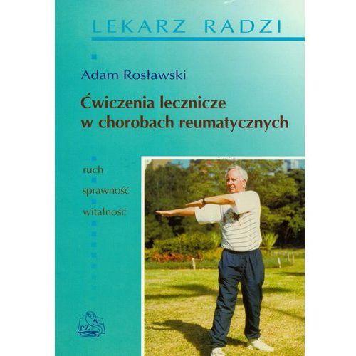 Ćwiczenia lecznicze w chorobach reumatycznych, książka z kategorii Książki sportowe
