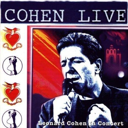 Sony music Leonard cohen - cohen live - leonard cohen live in concert (5099747717123)