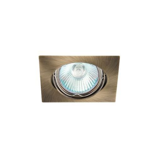 Oczko halogenowe IZZY DT10 1xMR16/50W mosišdz - GXPL033
