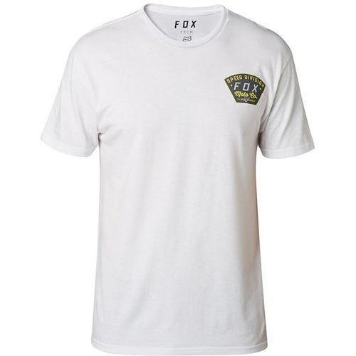 koszulka FOX - Seek And Construct SS Tech Tee Optic White (190) rozmiar: M