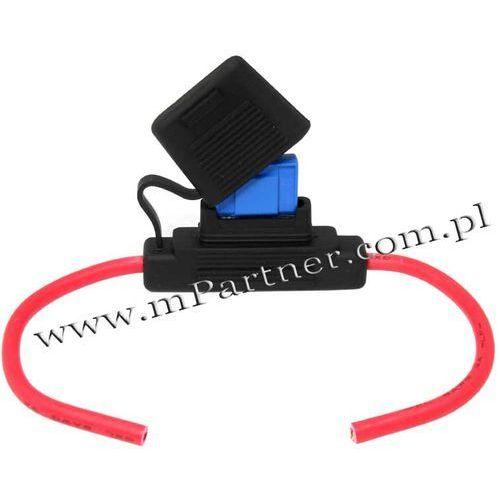 Mpartner Gniazdo bezpiecznika samochodowego maxi hermetyczne 10mm2