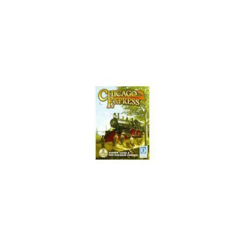 Queen games Chicago express rozszerzenie (edycja polska) - poznań, hiperszybka wysyłka od 5,99zł!