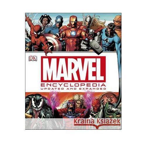 Marvel Encyclopedia - Wysyłka od 5,99 - kupuj w sprawdzonych księgarniach !!! (9781409345732)