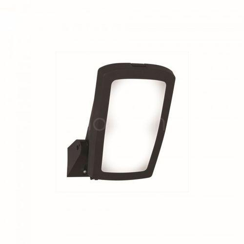 Ideal Lux Kinkiet zewnętrzny Germana AP1 nero 120171, czarny (8021696120171)
