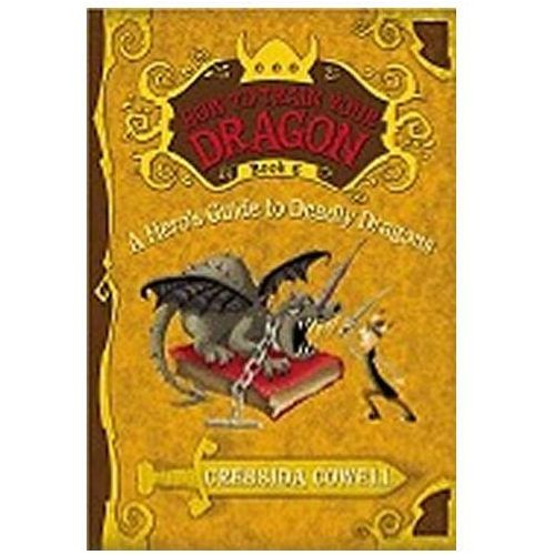 A Hero´s Guide to Deadly Dragons Cowellová Cressida (9780316085328)
