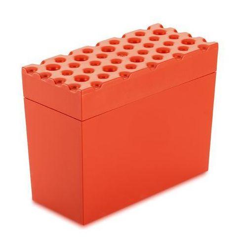 Pojemnik na pieczywo chrupkie BRoD pomarańczowy - Koziol (4002942303061)