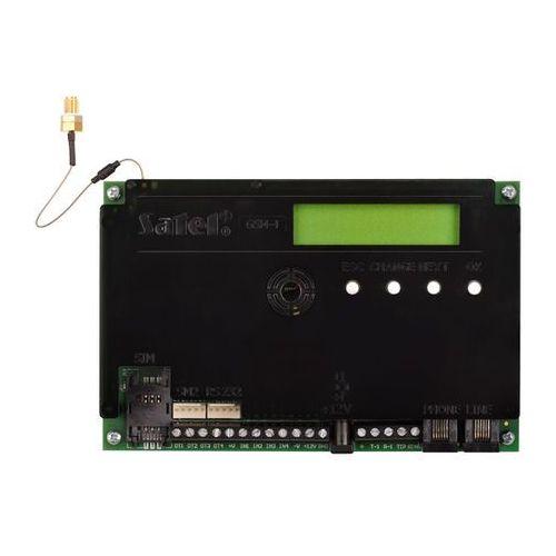 GSM-4 Moduł komunikacyjny GSM/GPRS, obudowa metalowa (bez anteny) Satel, GSM-4
