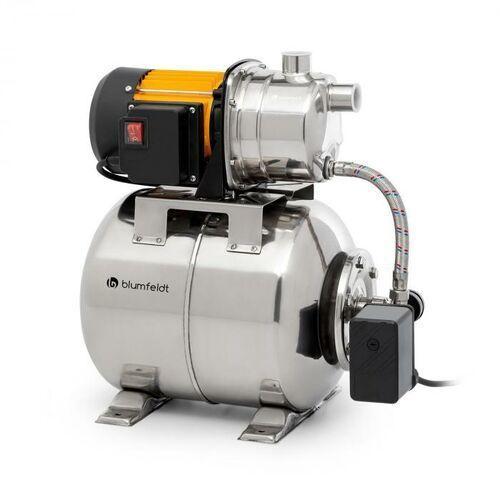 Blumfeldt liquidflow 1200 inox pro, hydrofor/pompa ogrodowa, 1200 w, 3500 l/h (4060656226434)