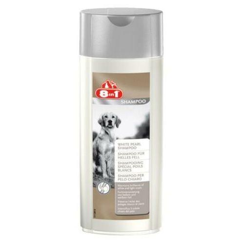 8IN1 Szampon do jasnej sierści White Pearl 250 ml - DARMOWA DOSTAWA OD 95 ZŁ!, 3778 (1913787)
