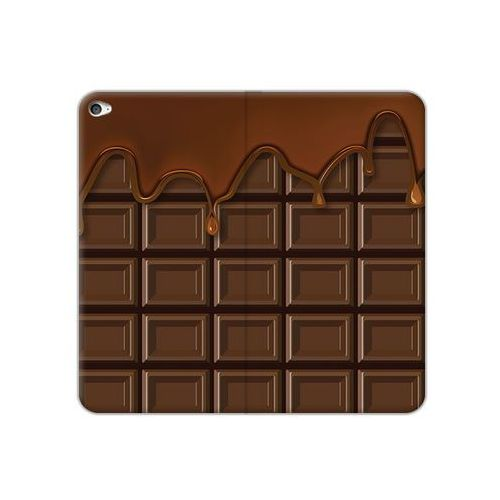 etuo Flex Book Fantastic - Apple iPad Air 2 - etui na tablet Flex Book Fantastic - tabliczka czekolady