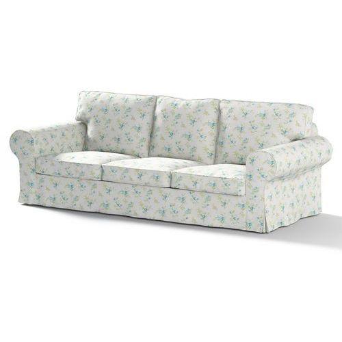 Dekoria Pokrowiec na sofę Ektorp 3-osobową, nierozkładaną 141-16, Sofa Ektorp 3-osobowa
