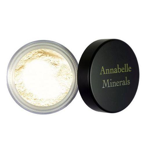 Annabelle minerals - mineralny podkład rozświetlający - 10 g : rodzaj - sunny cream