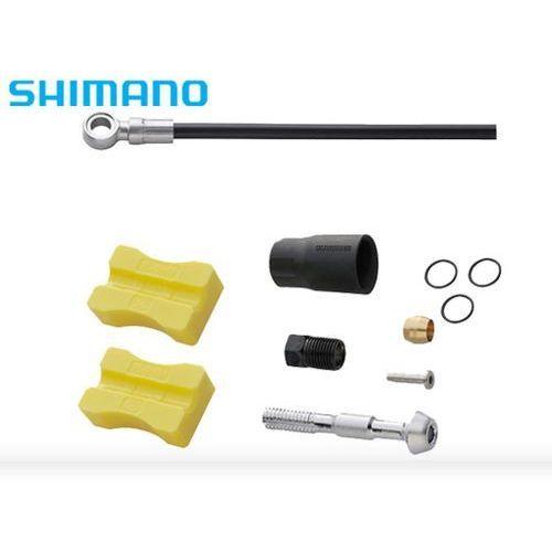 ISMBH90SBML100 Przewód hamulcowy hydrauliczny Shimano XTR (M987) SM-BH90-SBM 1000 mm przód czarny