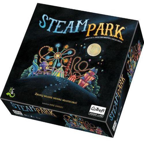 Gra TREFL Joker Line Steam Park K95001 + DARMOWY TRANSPORT!, 379620