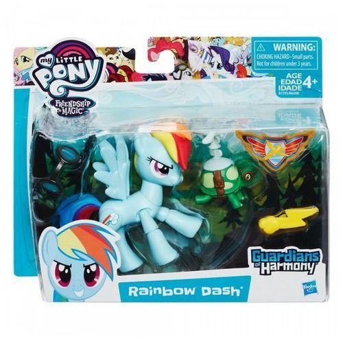 My Little Pony Guardians of Harmony, Figurka podstawowa, Rainbow Dash