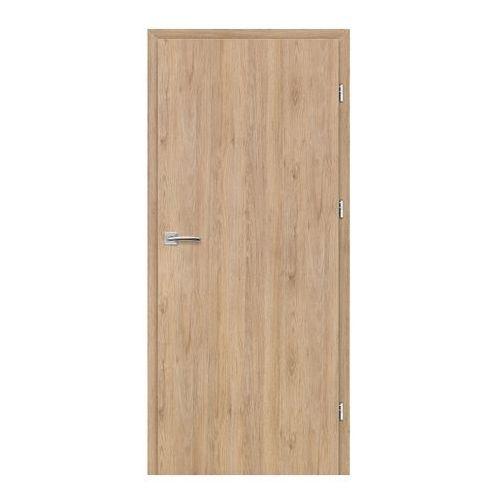 Drzwi pełne Exmoor 80 prawe dąb skalny