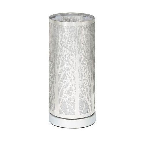 Lampa stołowa FOREST srebrna INSPIRE