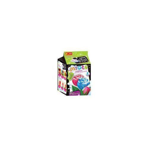 Ranok-creative Mydło z olejkiem z drzewa herbacianego róża herbaciana (4823076103514)