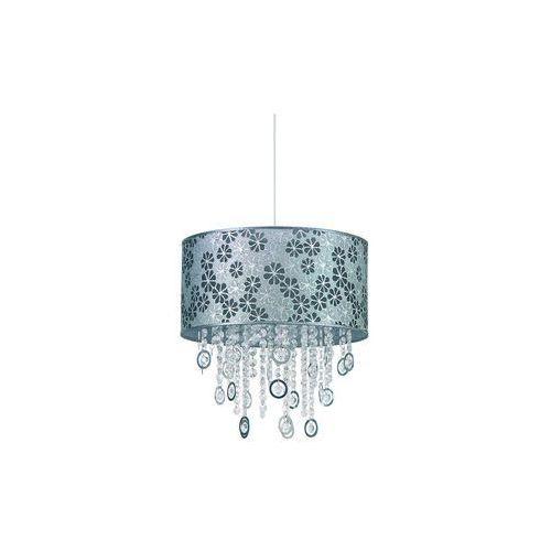 Lampa wisząca calabria i 4018 zwis 1x60w e27 srebrna marki Nowodvorski